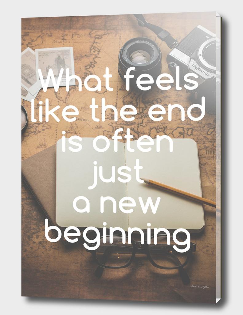 Motivational - New Beginning