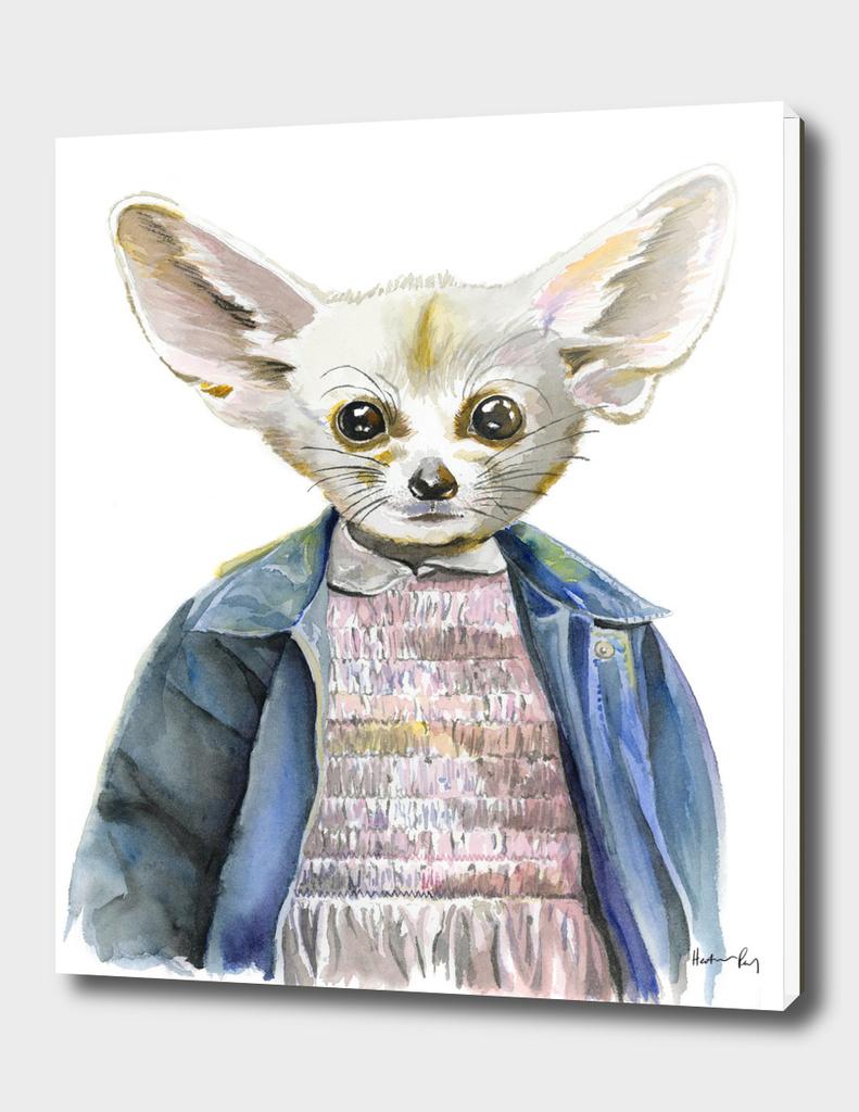 Eleven Fennec Fox