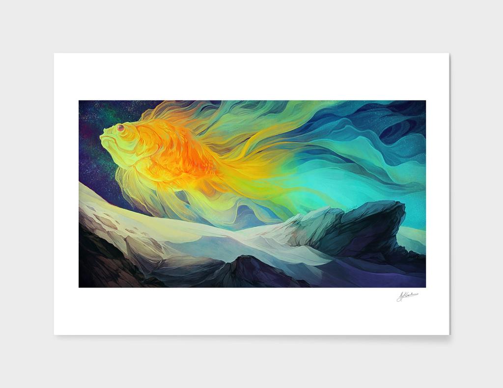 The Fantail Aurora