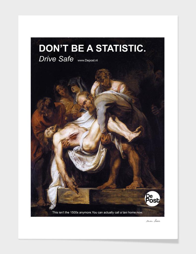 Renaissance Safe Driving Ad