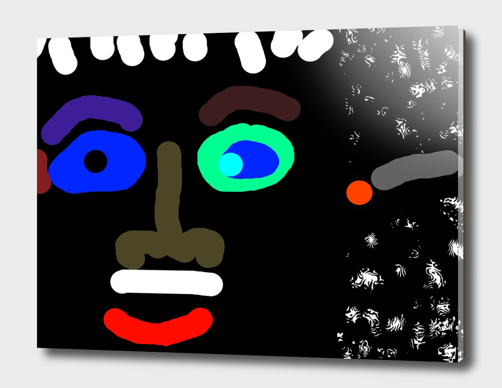 The Happy Middle Age Black Girl  532015