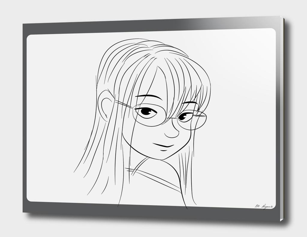 Character Line Art V2
