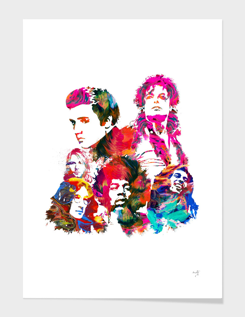 Legends of Music