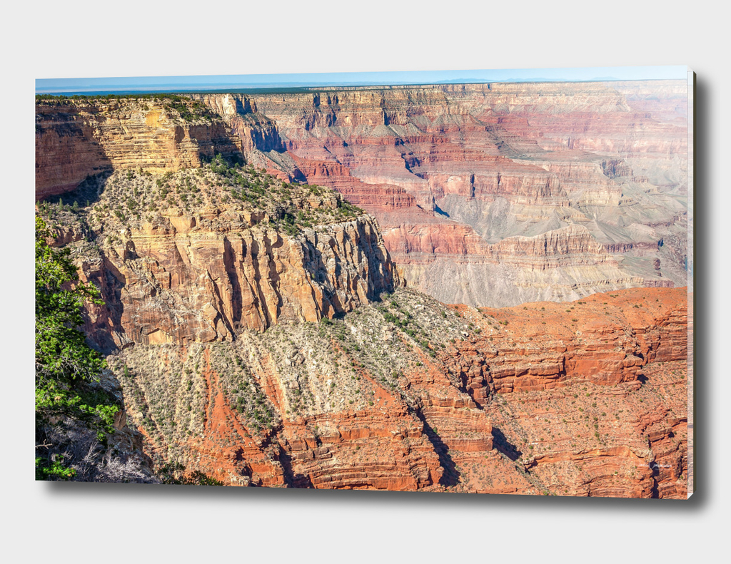 Grand Canyon Panorama at Hopi Point