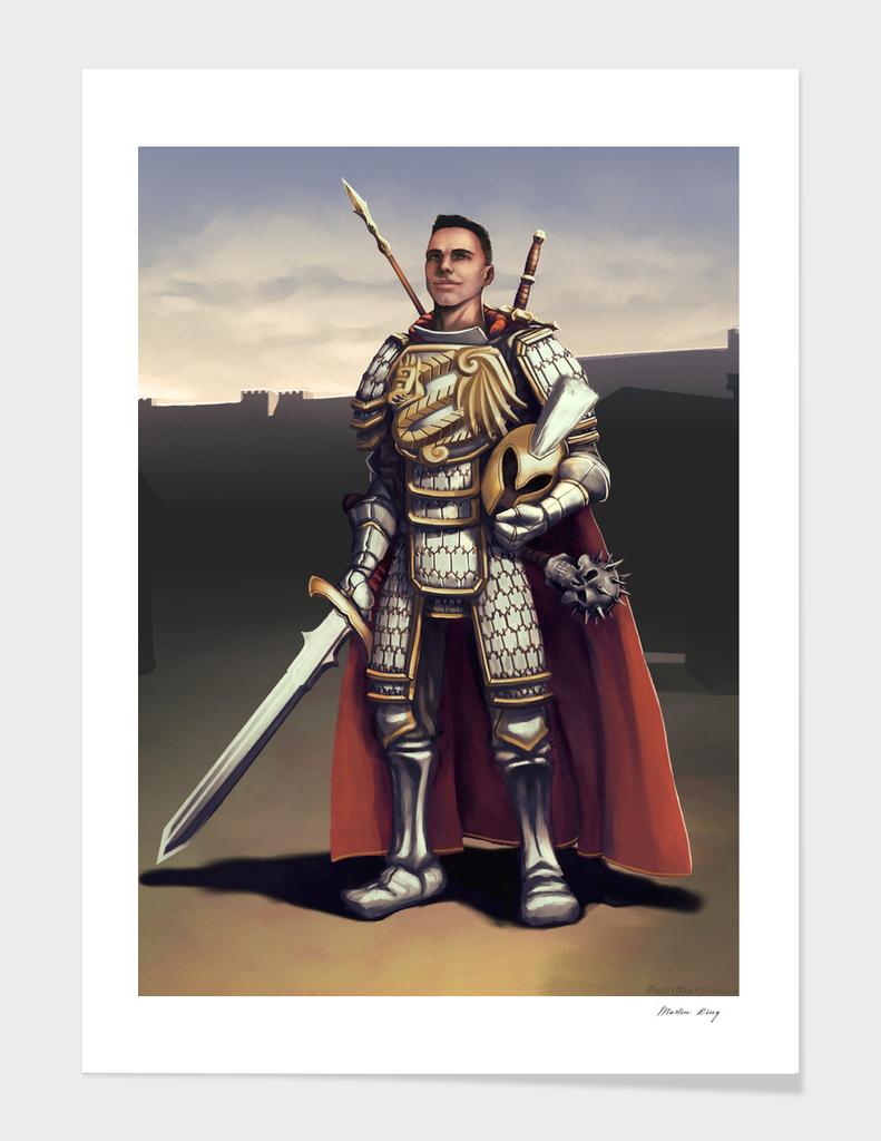 Hero Of Heironeous