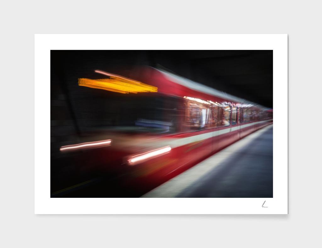 U Bahn