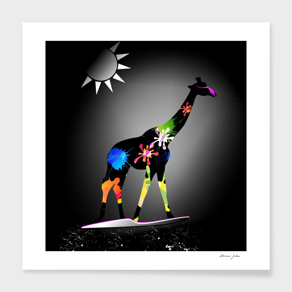 The Giraff world