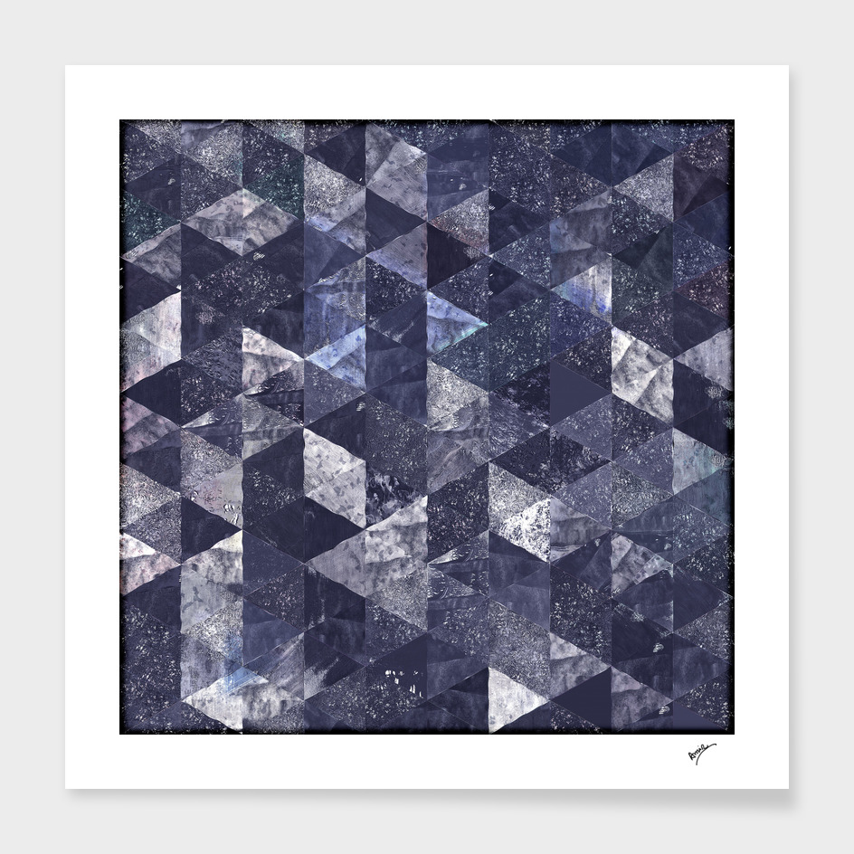 Abstract Geometric Background #13