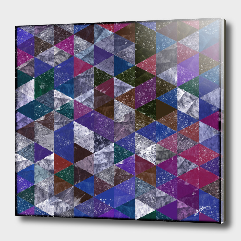 Abstract Geometric Background #9