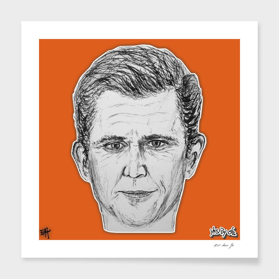 (Badass - Mel Gibson) - yks by ofs珊