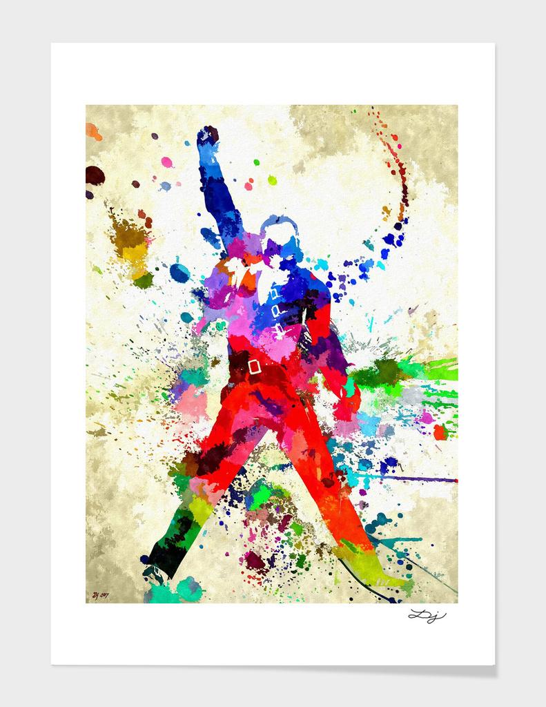 Freddie Grunge