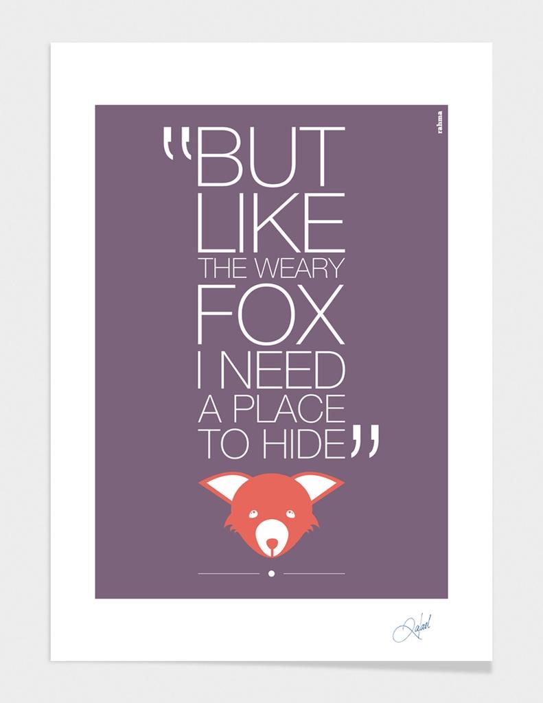 The Weary Fox