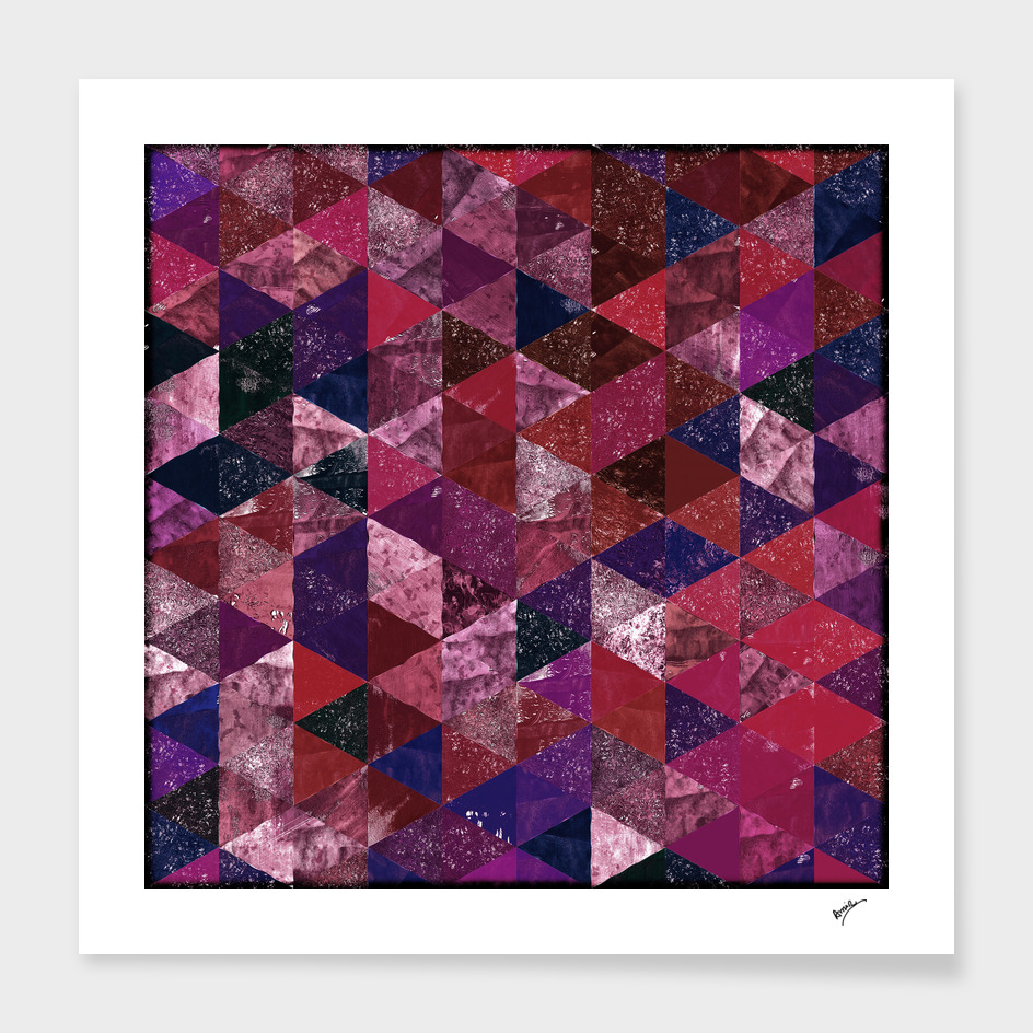 Abstract Geometric Background #21