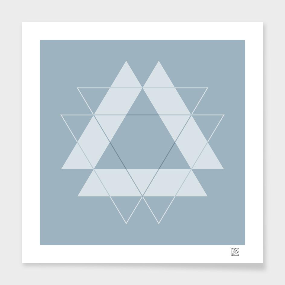 Symmetrical Geometric Design #1