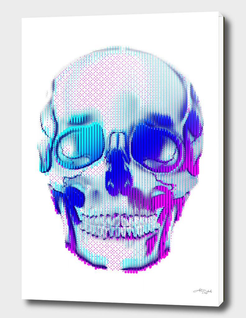 Artistic LXXXIV - Skull / NE