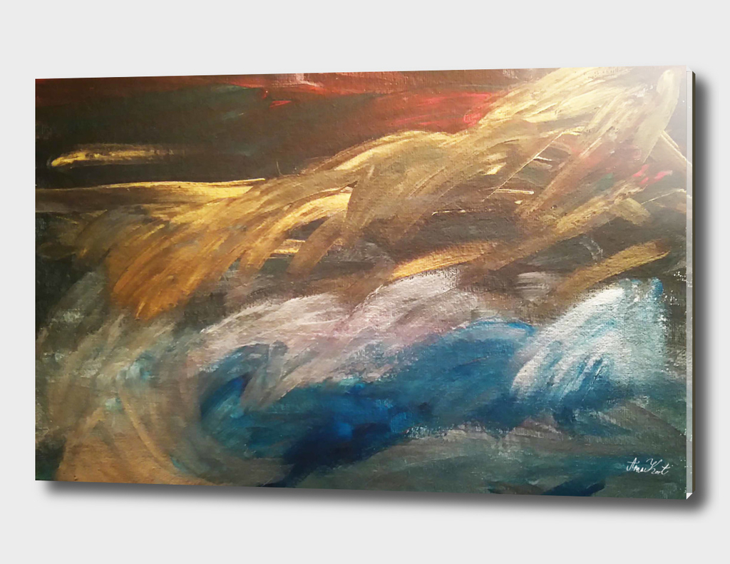 The Golden Storm