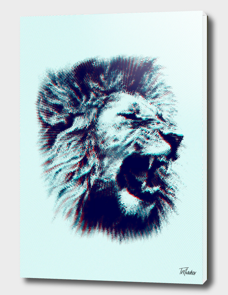 Artistic LXXXV - Lion / NE
