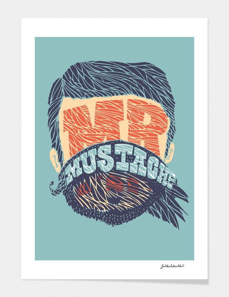 Mr. Mustache