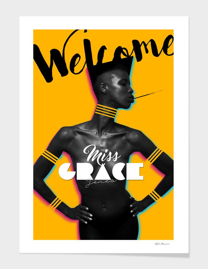 Tribute Grace Jones #1