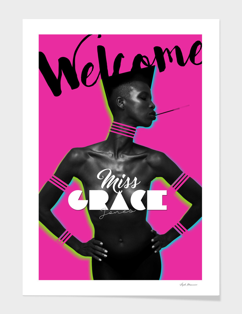 Tribute Grace Jones 2