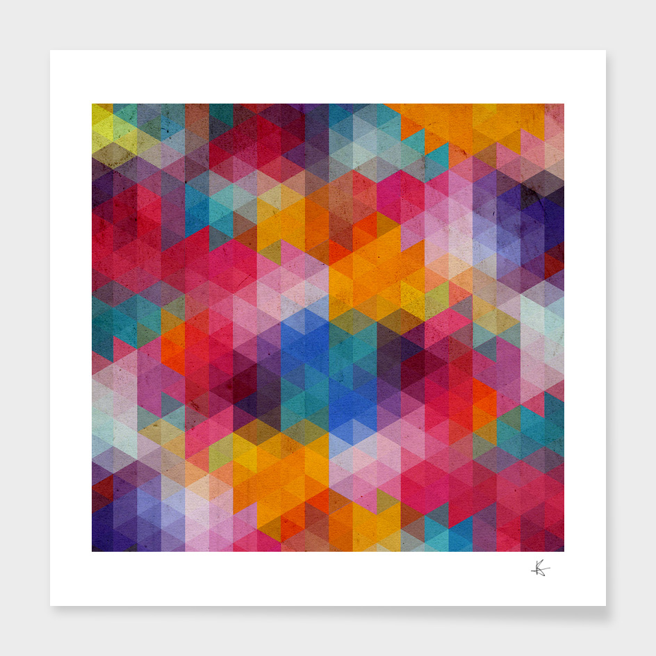 Geometric Color Dynamics