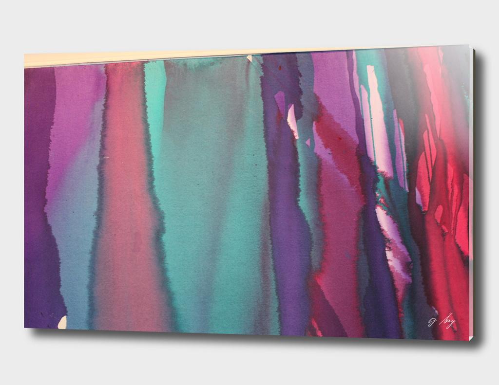 Ribbons of rainbows