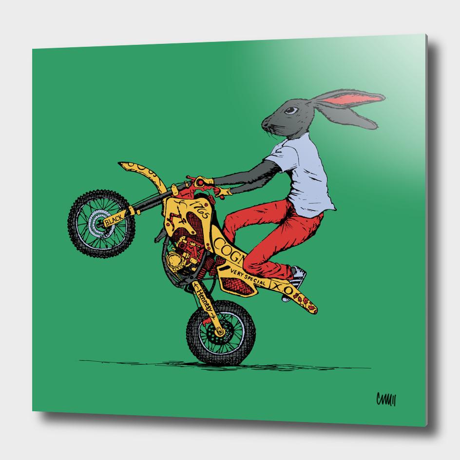 Biker Beast #1