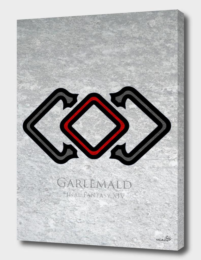 Garlemald Flag - Garlean Empire ( FFXIV)