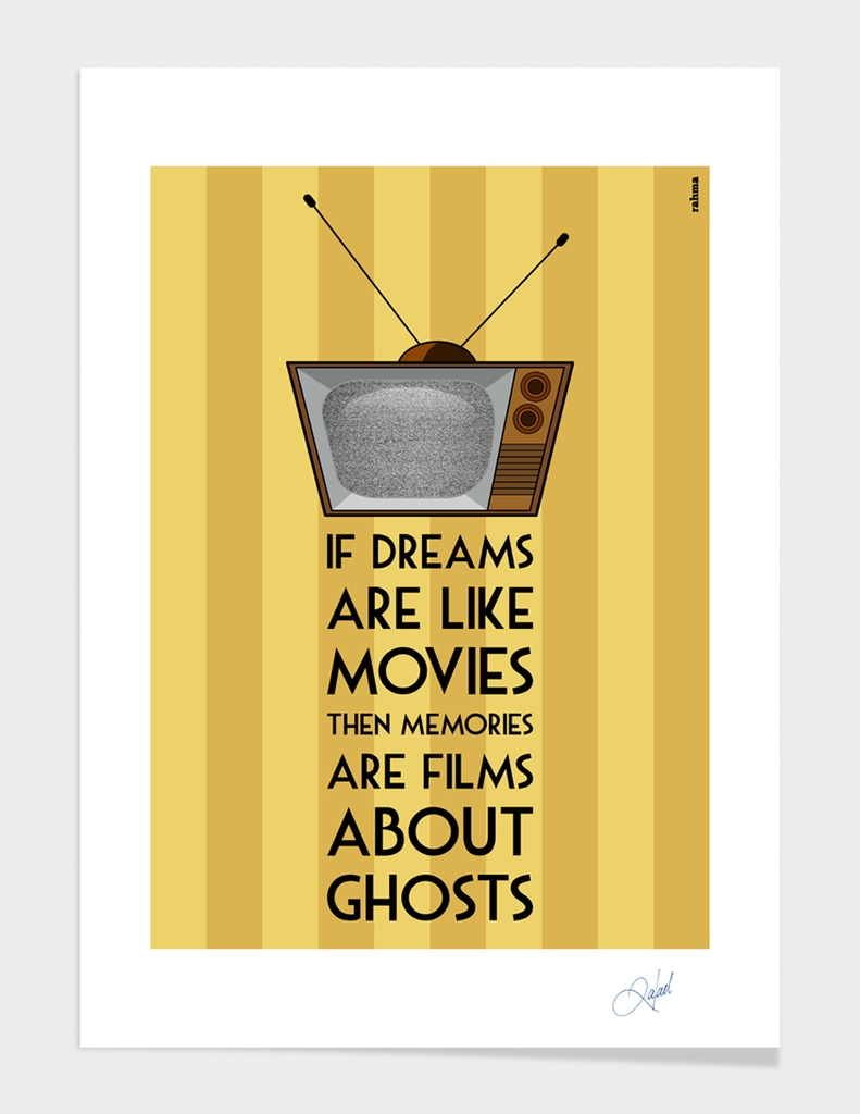Films About Ghosts