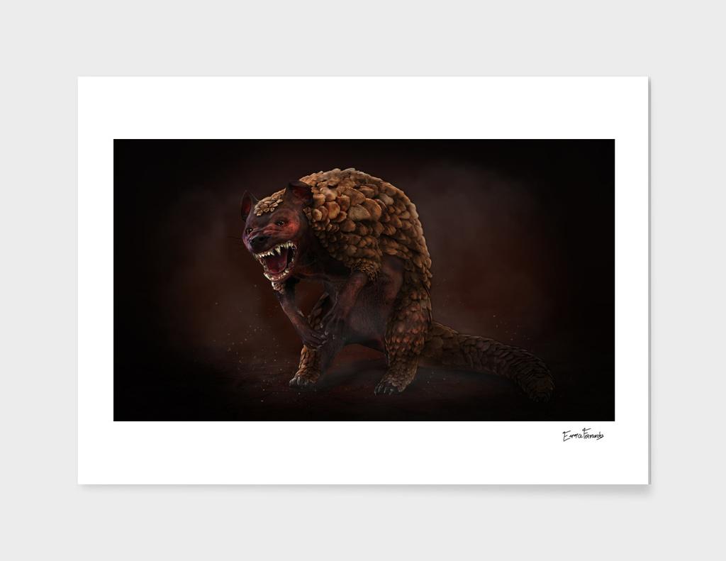 Hyena Monster