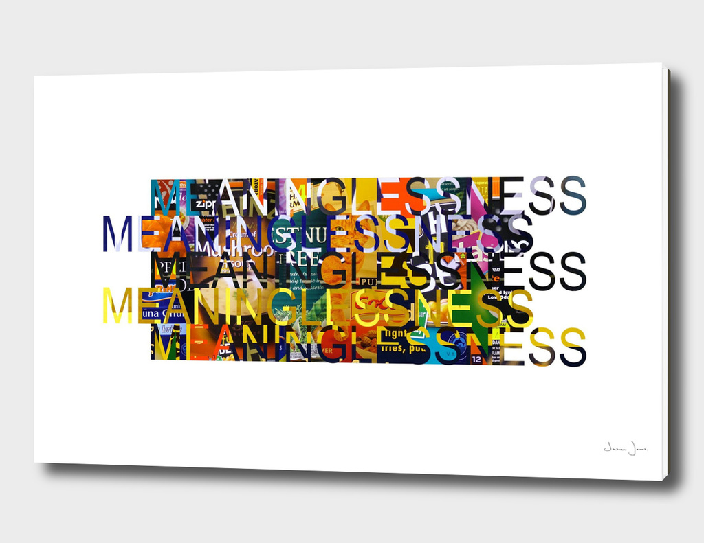 MEANINGLESS 01