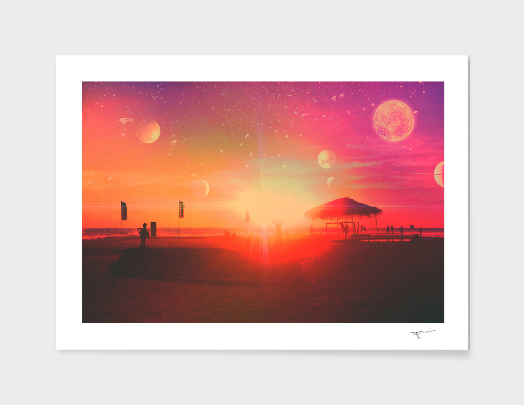 Tangerine Beach