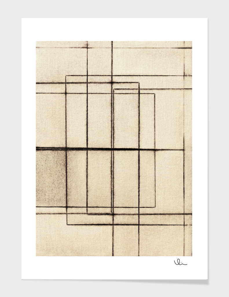 Toner Lines on Paper