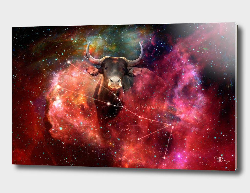 La constellation du Taureau