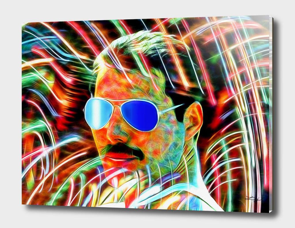 Freddie Portrait