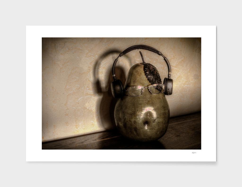 Pear of Headphones