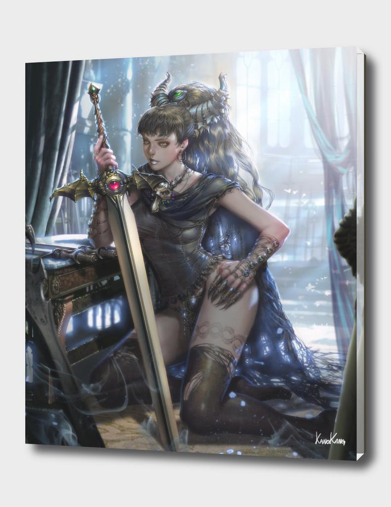 Sword Maniac Mealia