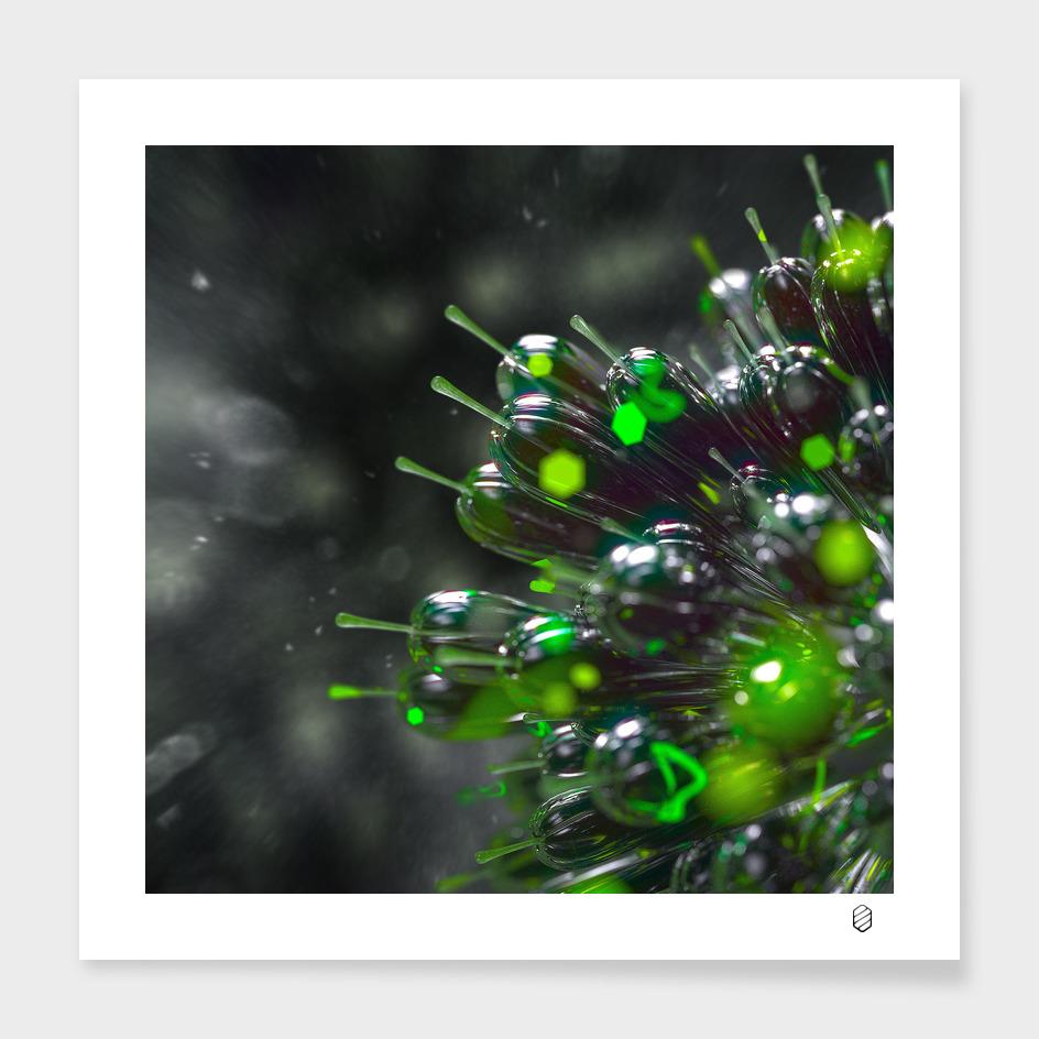 GlassBlob