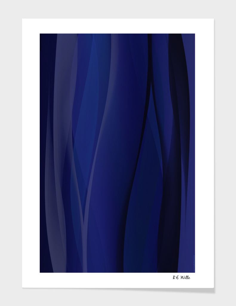 Blue Tresses