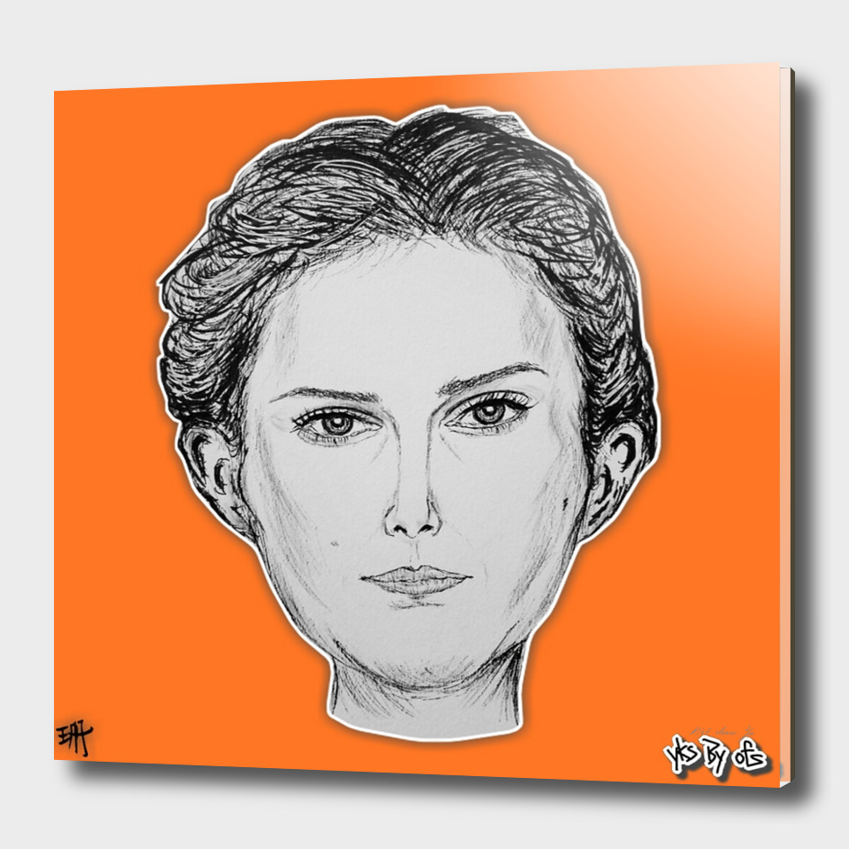(The Most Beautiful Woman - Natalie Portman) - yks by ofs珊