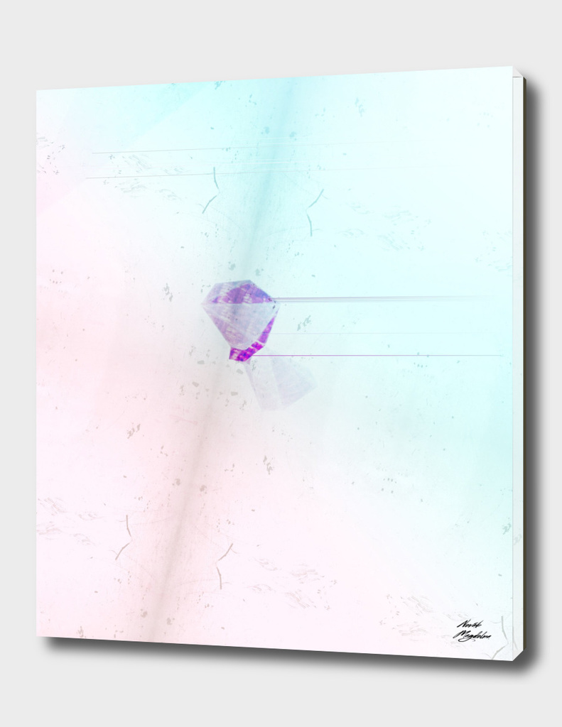 diamond heart seven