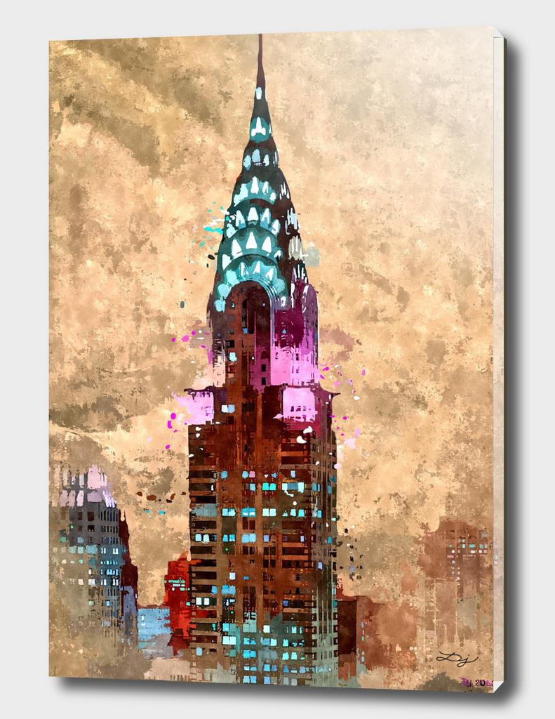 Chrysler Art Deco Building
