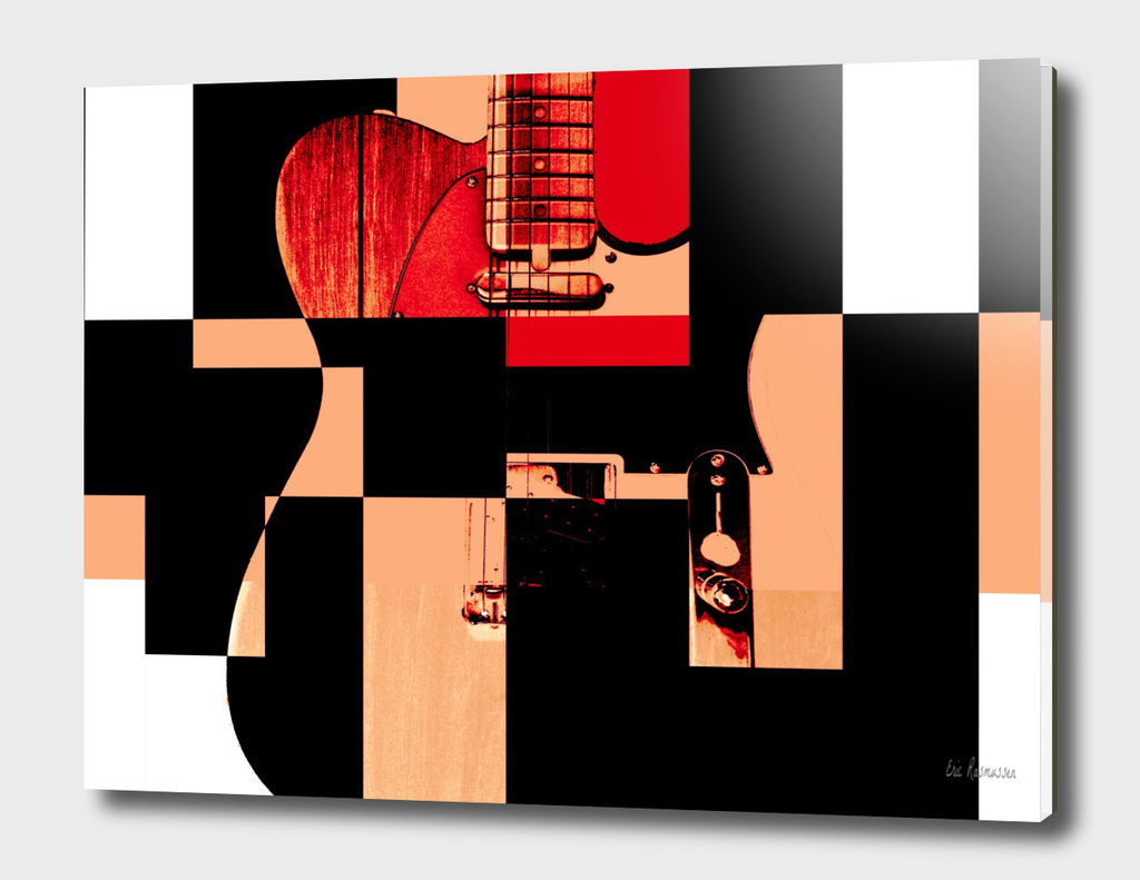 Guitar Abstract II