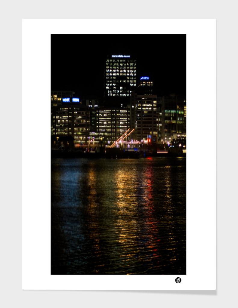 Night @ Wellington