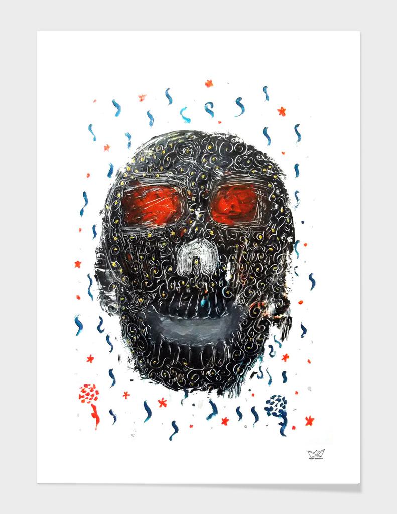 Cultural Skull