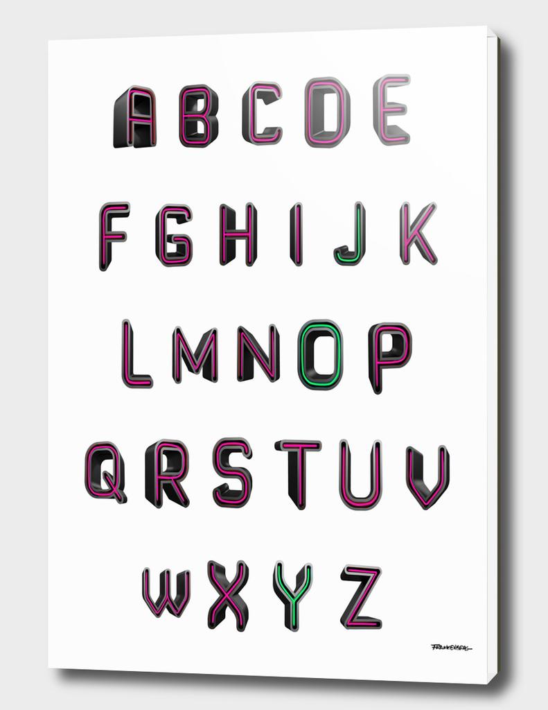 Alphabet - JOY!