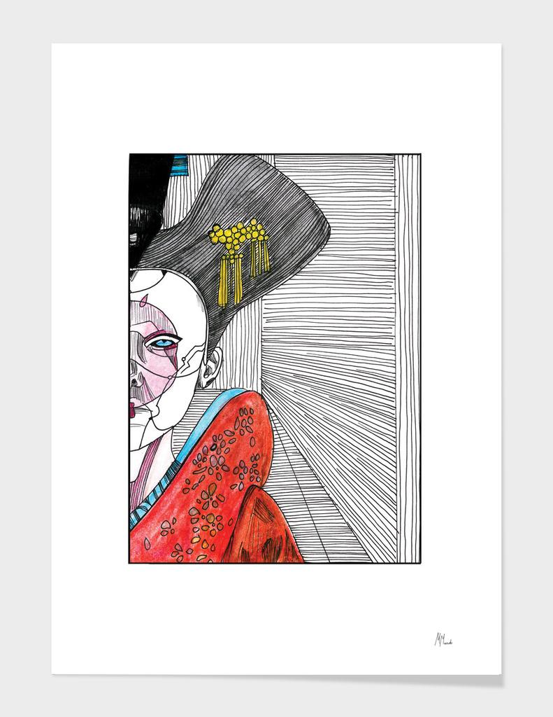 GITS geisha