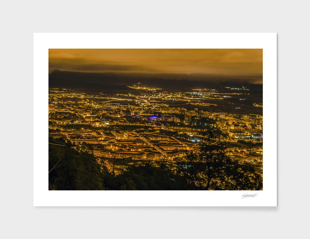 Pamplona city