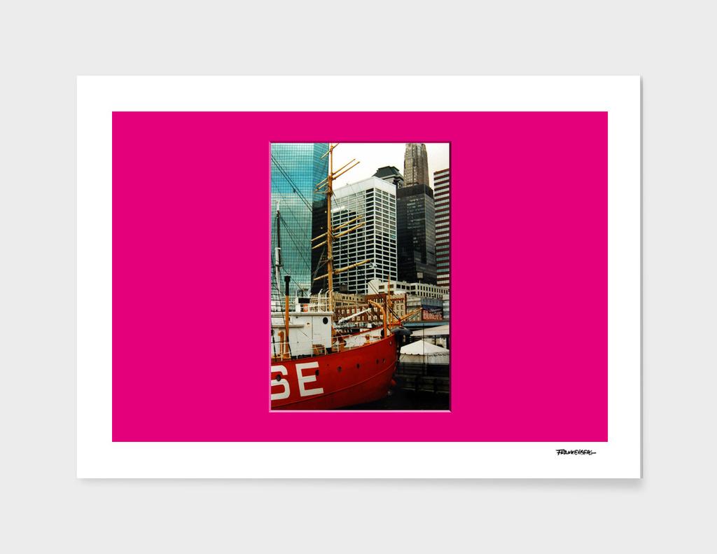 Americana - Pier 17 - Manhatten - NYC