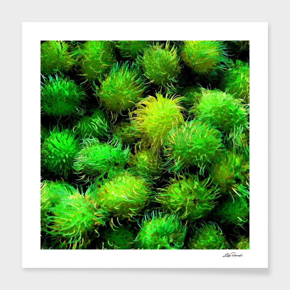 Green Life by Lika Ramati